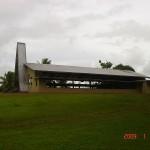 a32 i wreszcie kościół na Annabergu