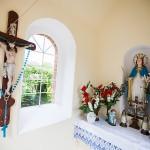 Kapliczka w Popicach