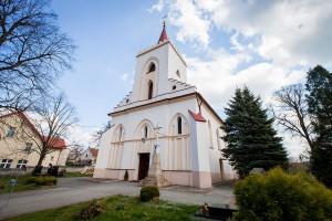 Kościół i plebania